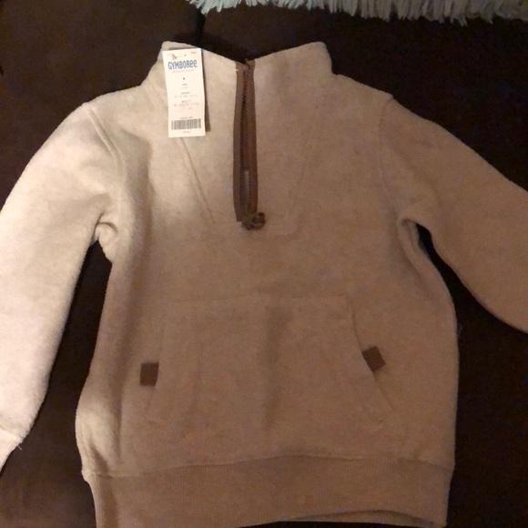 Gymboree Other - Boys Gymboree new sweatshirt sweater size 4